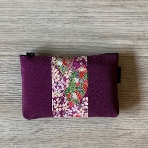 Japanese pattern coin purse